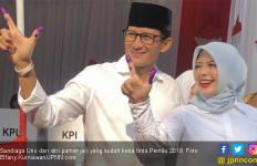 Mau Soft Landing, Sandi Berencana Jeda dari Politik dan Partai - JPNN.com