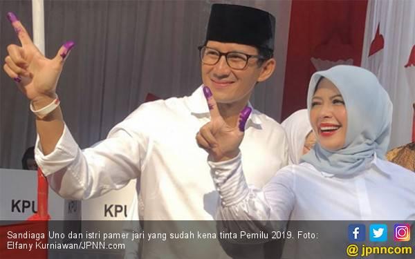 Terungkap Penyebab Bang Sandi tak Dampingi Prabowo saat Konpers - JPNN.com