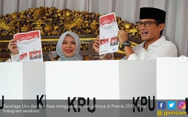 Di Kandang Sendiri Saja Sandiaga Uno Keok - JPNN.com