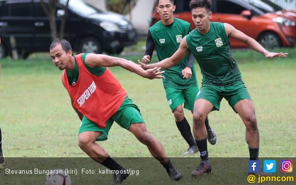 Tiga Pemain Inti Persiba Hengkang, Stevanus Bungaran Pilih Bertahan - JPNN.com