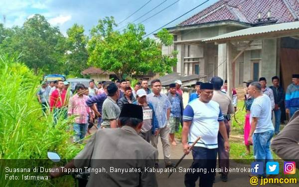 Polda Jatim Tangkap 7 Dalang Kericuhan di Sampang - JPNN.com