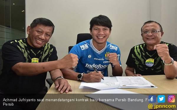 Si Anak Hilang Kembali Bela Persib Bandung - JPNN.com