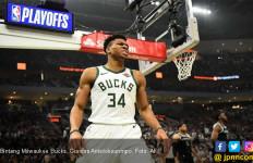 Game 2 Babak Pertama NBA Playoffs 2019: Bucks dan Rockets Menjauh - JPNN.com