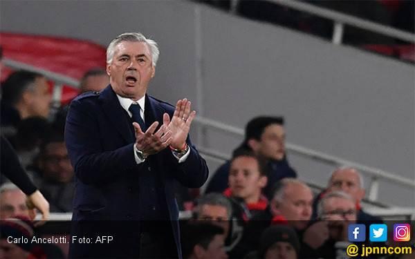Napoli vs Arsenal: Demi Nama Italia dan Ancelotti - JPNN.com