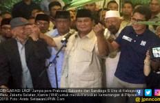 Sudahlah..Prabowo-Sandi Harusnya Menyerah pada Kedaulatan Rakyat - JPNN.com