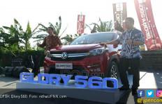 DFSK Glory 560 Memantapkan Dirinya Sebagai SUV Kaum Urban - JPNN.com