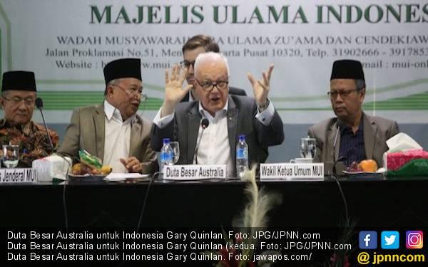 Australia Nilai Pemilu Indonesia Sukses dan Damai - JPNN.com