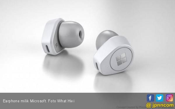 Microsoft Siapkan Earphone Penantang Apple Airpods - JPNN.com
