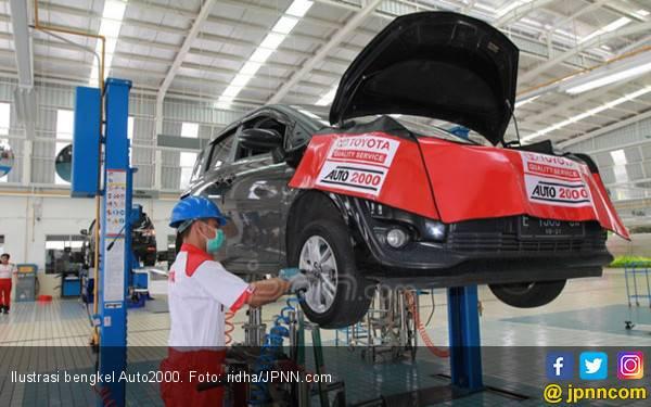 Servis Toyota Selama Libur Lebaran, Ada Oli Gratis dari Auto2000 - JPNN.com