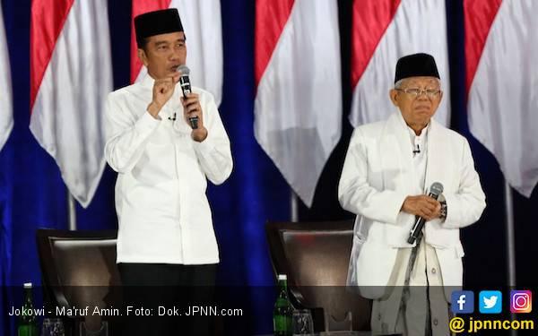 Di TPS Gubernur Nurdin, Jokowi - Ma'ruf Kalah Telak - JPNN.com