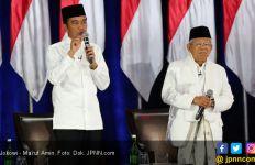 Jokowi Open House di Istana, Ma'ruf Amin Pulang Kampung ke Banten - JPNN.com