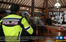 Danlanal Yogyakarta dan Kapolda DIY Gelar Patroli Bersama - JPNN.com