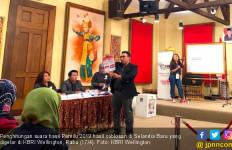 Jokowi dan PSI Jadi Jawara Pemilu 2019 di Negeri Kiwi - JPNN.com