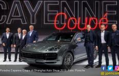Porsche Cayenne Coupe Diyakini Bisa Pikat Konsumen Wanita - JPNN.com