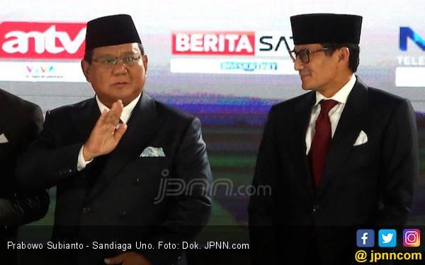 Tolak Hasil Pemilu, Eggi Sudjana Cs Nobatkan Prabowo - Sandi Pemenang Pilpres - JPNN.com