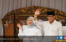Benarkah Sandiaga Uno Diusir Prabowo? Ini Jawaban Jubir BPN - JPNN.com