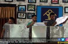 Jokowi - Ma'ruf Amin Unggul di Lapas Kerobokan, Pesan Khusus Napi Ini Bikin Terharu - JPNN.com