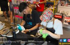 Sneakerpeak Kemang The Fifth, Pesta untuk Pecinta Sneaker - JPNN.com