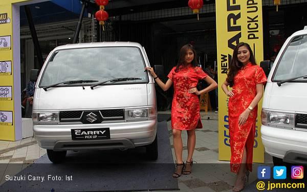 1 Juta Unit Lebih Perjalanan Pikap Suzuki Carry di Indonesia - JPNN.com