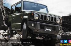 Suzuki Jimny Rebut Titel Mobil Terbaik Kategori World Urban Car 2019 - JPNN.com