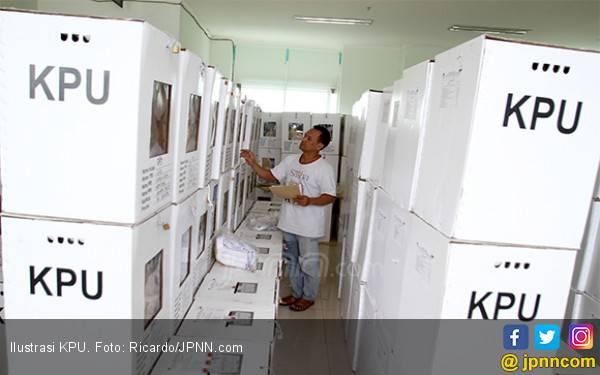 Rapat Pleno KPUD Tetap Digelar Meski Tiga Kecamatan Belum Kelar - JPNN.com