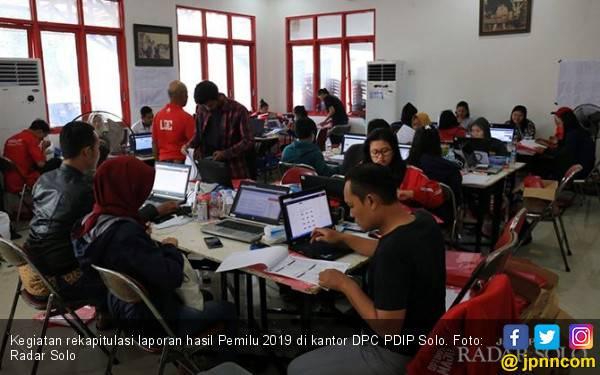 Jokowi Berjaya, Kekuatan PDIP di DPRD Solo Hampir Dua Pertiga - JPNN.com