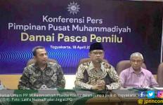 Ikhtiar dan Pesan Muhammadiyah demi Rekonsiliasi Pascacoblosan Pemilu 2019 - JPNN.com