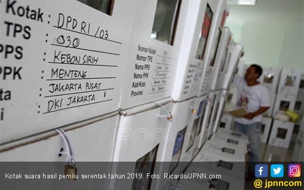 DKPP Pecat 6 Penyelenggara Pemilu, Tak Netral hingga Terjerat Pencabulan - JPNN.com