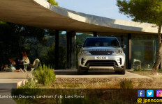 Land Rover Discovery Edisi Spesial, Masih Kalah Saing dengan Tunggangan Pak Prabowo - JPNN.com