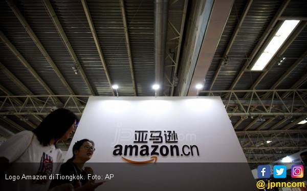 Amazon Angkat Kaki dari Tiongkok - JPNN.com