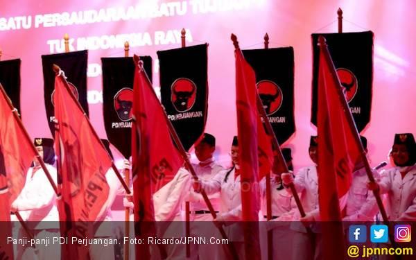 PDIP Tak Terbendung, Gerindra dan Golkar Pasrah - JPNN.com