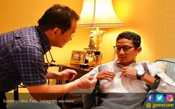 Bang Sandi Diperiksa Dokter Spesialis Penyakit Dalam, Ternyata… - JPNN.com