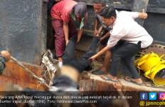 Bunker Dibersihkan, 4 ABK Terjebak, 1 Orang Tewas - JPNN.com