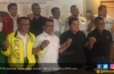 Saling Klaim, Giliran TKN Deklarasi Kemenangan Jokowi - Ma'ruf - JPNN.com