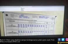 Konon Ribuan Surat C1 yang Ditemukan Itu Bisa Untungkan Prabowo - Sandi - JPNN.com