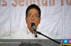 Bupati Nias Selatan Ngamuk di Kantor KPU: Kerja Enggak Becus - JPNN.com