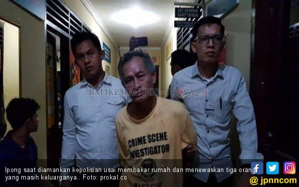 Terdakwa Pembakaran Rumah di Balikpapan Tinggal Tunggu Tuntutan Jaksa - JPNN.com
