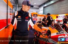 Jorge Lorenzo Beber Kelemahan Utama Motor RC213V - JPNN.com