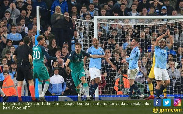 Prediksi Manchester City vs Tottenham Hotspur: 3-0 - JPNN.com