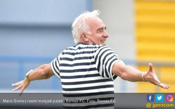 Mario Gomez Baru Tahu Skuat Borneo FC dari Internet - JPNN.com