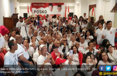 Hasil Quick Count Pilpres 2019 Jokowi – Ma'ruf Menang, ASJB Slametan - JPNN.com