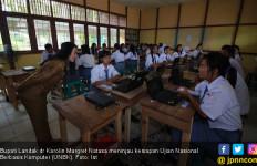Bupati Landak: Pertama Kali, Seluruh SMP di Landak Siap Laksanakan UNBK - JPNN.com