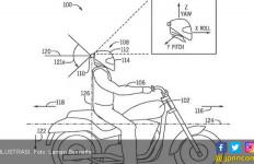 Unik, Honda Kembangkan Kamera di Helm untuk Mendeteksi Kecelakaan di Jalan - JPNN.com
