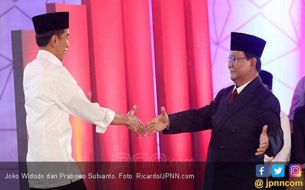 Jokowi - Amin Sudah Menang, Quick Count LSI Denny JA Paling Presisi - JPNN.com