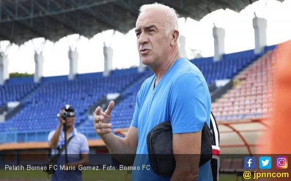 Jelang Borneo FC vs Persib, Mario Gomez Ingin Dalami Karakter Pemainnya - JPNN.com