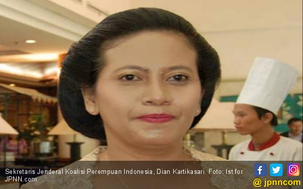 Catatan Penting Koalisi Perempuan Indonesia Tentang Pemilu 2019 dan Hari Kartini - JPNN.com