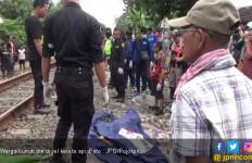 Pria 50 Tahun Nekat Tabrakkan Diri Saat Kereta Api Melintas - JPNN.com