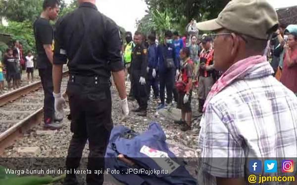 Sakit Lambung Tak Kunjung Sembuh, Pilih Bunuh Diri - JPNN.com