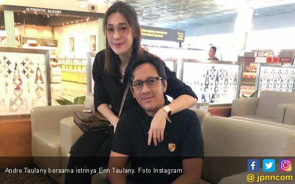 Andre Taulany Ngaku Instagram Istrinya Diretas, Akun ini Ungkap ada Kejanggalan - JPNN.com