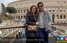 Benarkah Akun Instagram Istri Andre Taulany Diretas? - JPNN.com